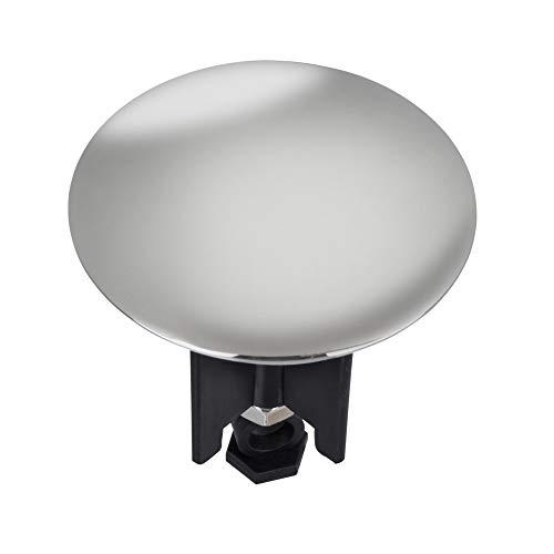 WENKO Waschbeckenstöpsel Pluggy® XL Chrom excenterstöpsel waschbeckenstöpsel