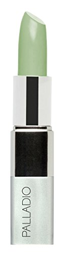 Palladio Treatment Stick Concealer, Green, 0.13 Ounce