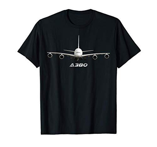 Passagierflugzeug A380, Airline, jet, flugzeug T-Shirt