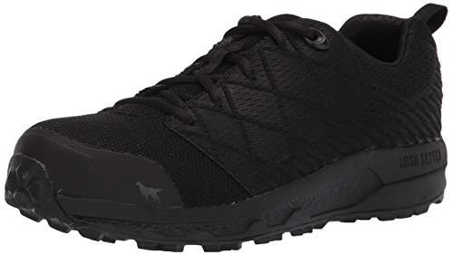 Irish Setter mens Nisswa Fire and Safety Shoe, Black, 8.5 US