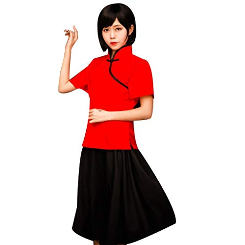 Big Fish & Begonia Anime Ancient Chinese Traditional Hanfu Kleid Cosplay (Color : Man+Woman, Size : M)