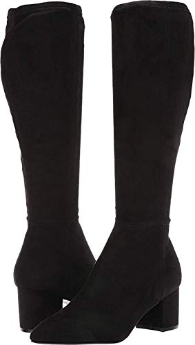 Steve Madden Womens Closed Toe Knee High Fashion Boots, Black, Size 11.0