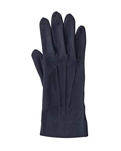 [ドゥクラッセ]Doガード・抗ウイルス保湿手袋 (13043) Fミッドナイトブルー