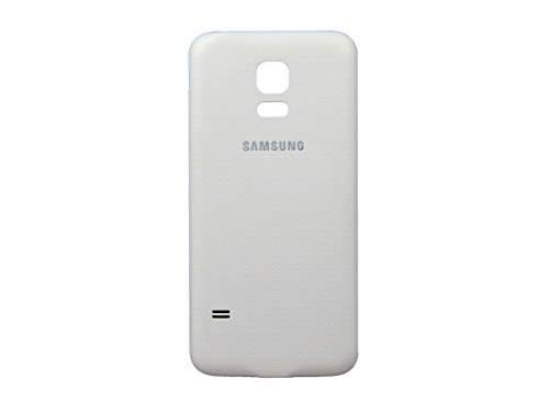Original Samsung Galaxy S5 Mini G800F Akkudeckel Cover Deckel Rückseite Batterieabdeckung Backcover Weiß GH98-31984B