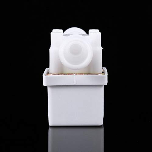 Válvula electromagnética, equipo de válvula solenoide de aislamiento práctico y confiable, aire duradero para agua