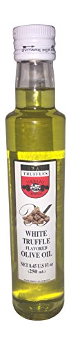 Urbani White Truffle Flavored Olive Oil 8.45 US Fluid Ounces