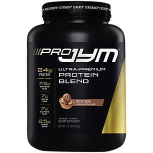 Pro Jym UltraPremium Protein Blend Rocky Road (4.02 Lbs. / 44 Servings)