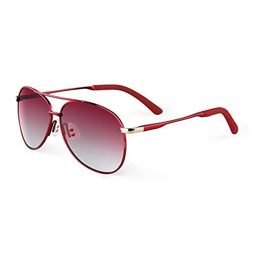 MAFENLY 2021 moda TAC Memory Frame Flying polarizado señoras al aire libre conducción color cambiante gafas de sol