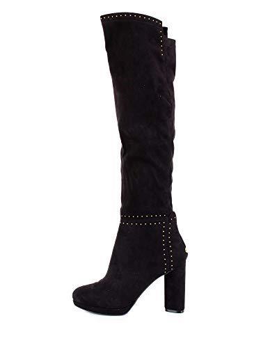 Guess Jeans FLPRS4ESU11 CALZATURA Stivale Femme Nero Black 40