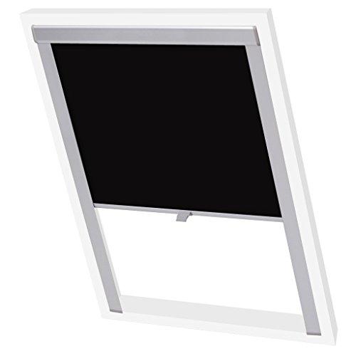 Anself Verdunkelungsrollo Sonnenschutzrollo für Velux-Fenster Farbe und Größe Optional