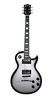 Rockburn LP2 Electric Guitar - Silver burst (B002S0NOLM) | Amazon price tracker / tracking, Amazon price history charts, Amazon price watches, Amazon price drop alerts