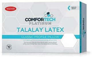 TONTINE Comfortech Platinum Latex Classic Pillow Medium Profile & Feel
