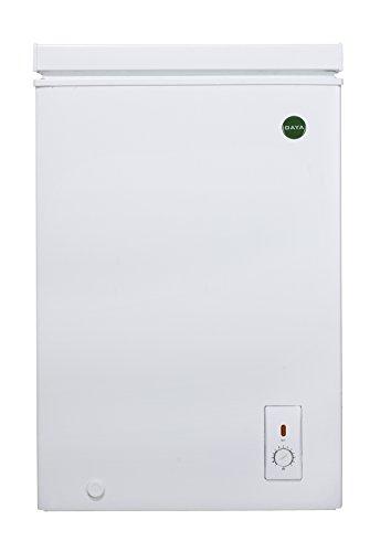 Congelatore a Pozzetto Orizzontale Capacità 100 Litri Classe A+ Daya DCP-100H, Colore Bianco