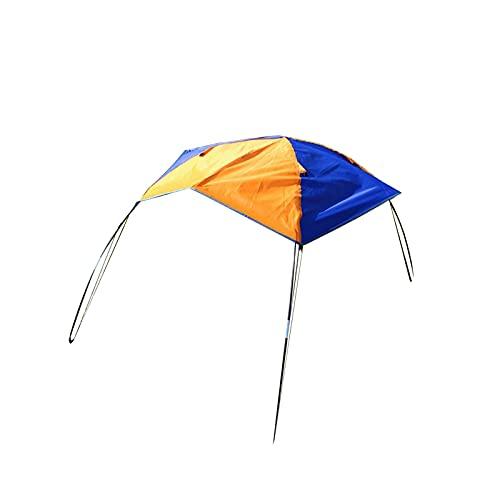 Toldo inflable para kayak, refugio de sombra, para barco, pesca en la playa, surf, plegable, para kayak, para 2 – 3 personas (talla L)