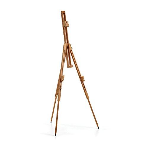 Feldstaffelei 7006551 Feldstaffelei, Seine für Keilrahmen, bis 67 cm höhe, höhenverstellbar
