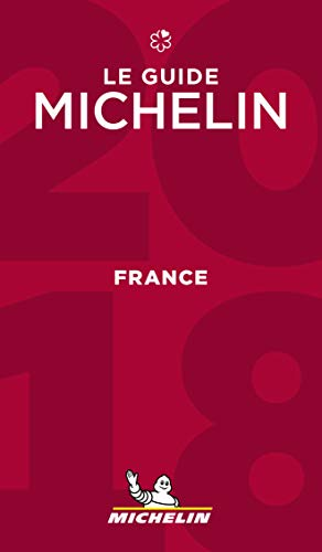 Le guide MICHELIN France 2018