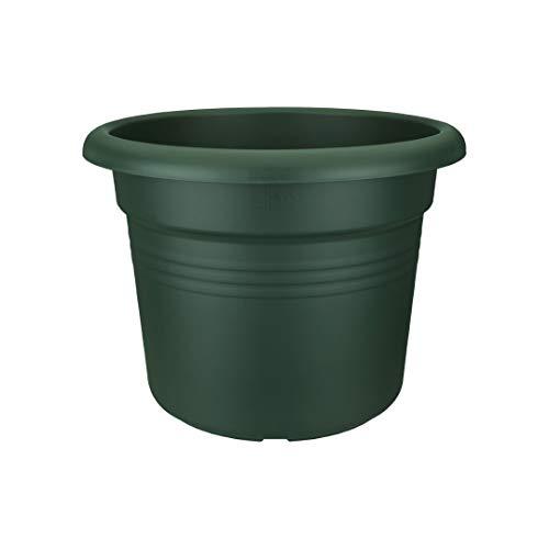 5 stuks Bloempot Green basics cilinder 25cm blad groen elho