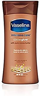 Vaseline Intensive Care Body Lotion, Cocoa Radiant, Pack of 6, (13.53 Oz/400ml Each)