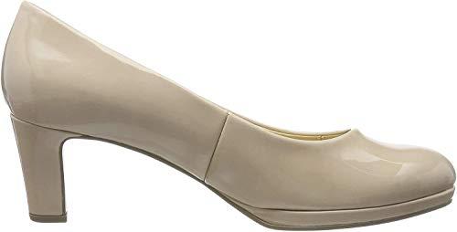 Gabor Shoes Damen Fashion Pumps, Beige (Sand 72), 39 EU