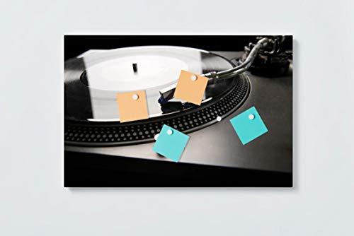 Lightclub-Shop.de - Pizarra magnética (60 x 40 cm), diseño