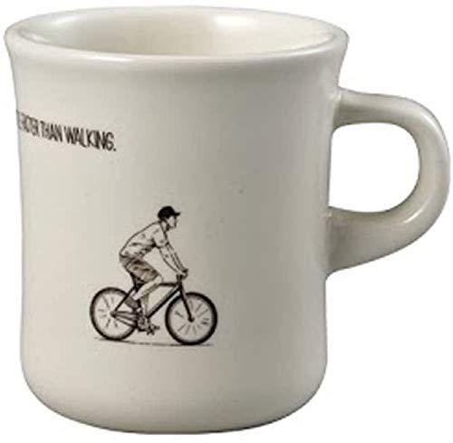 SLOW COFFEE STYLE マグ Bicycle(イーユニット 生活雑貨 おしゃれ オシャレ雑貨 クリスマスプレゼント クリスマスギフト クリスマス プレゼント ギフト キッチン雑貨 キッチングッズ コーヒー用品 珈琲 マグカップ 食器 テーブルウェア カップ)
