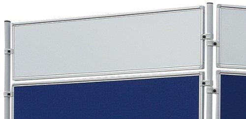 Franken EL-UTS60 Magnetische Schreibtafel Eco (120 x 60 cm) Schreibtafel weiß