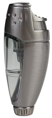 WINDMILL(ウインドミル) ライター グレー ビープ3 バーナーフレーム 耐風仕様 ガンメタル BE3-1007Z