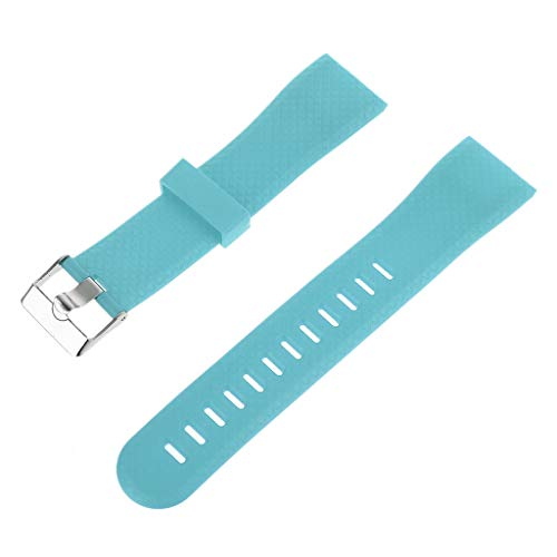 NA. Wrist Band Strap Replacement Silicone Watchband Bracelet for 116 Plus Smartwatch