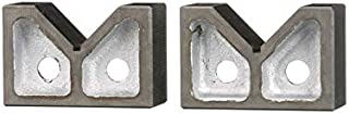 HHIP 2 X 1-5/8 X 1-3/8 INCH CAST Iron V Block Set (3402-1000)