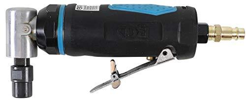 BGS 3269 | Stabschleifer | 90° abgewinkelt | 155 mm | Druckluft | | 6,3 mm (1/4
