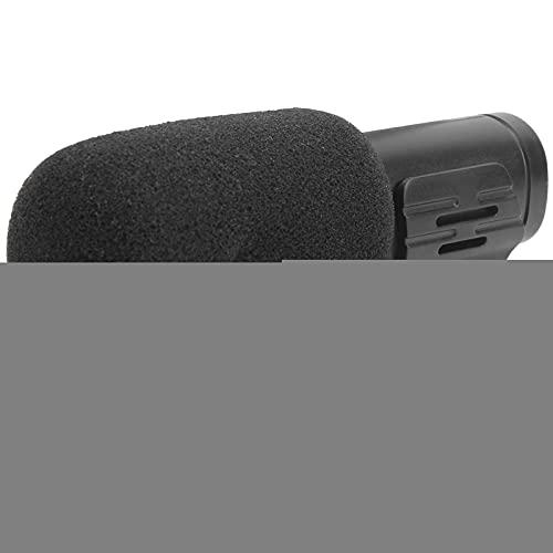 Micrófono hipercardioide, Micrófono de condensador con Cubierta a...