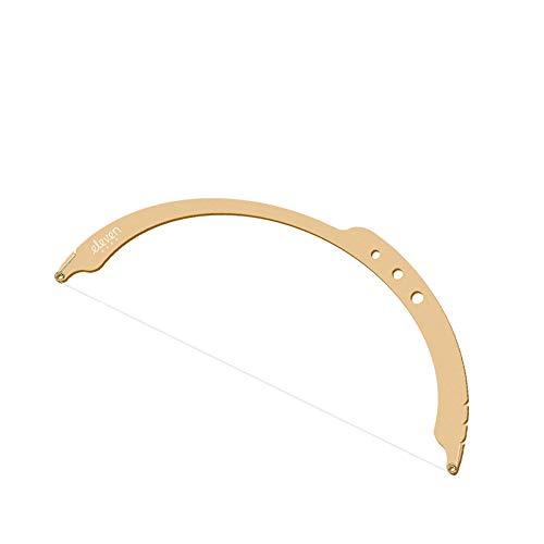Mapeador de cejas, marcador, con hilos, herramienta de medición, microblading, mapa de cejas, trazado de cejas simétrico, regla de marcado para el diseño de cejas