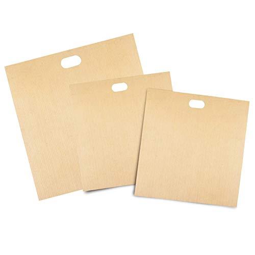 16 bolsas de tostadora reutilizables antiadherentes