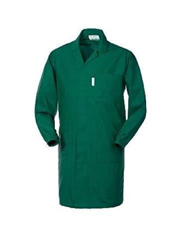Rossini Trading A6220704L Camice Uomo Polibrembo, Verde, L