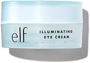 E.l.f. Illuminating Lightweight & Moisturizing Eye Cream 0.49 Oz