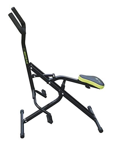 BEST DIRECT Ab Booster Plus Visto en TV Máquina de Musculación Multifuncional con Miniordenador Entrenamiento Fitness Completo con Ejercicios Cardiovasculares y de Tonificación ⭐
