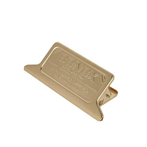 ダルトン Metal big clip メタル クリップ 118-344 Brass