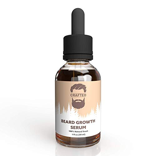 Beard Growth Serum Refill - Stimulate Beard and Hair Growth