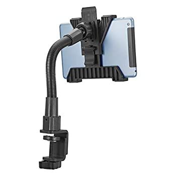 iBOLT TabDock Flexpro Clamp- Heavy Duty C-Clamp Mount for All 7  - 10  Tablets   iPad  Nexus Samsung Galaxy Tab   for Desks Tables Wheelchairs etc   Great for Homes Schools Offices Hospitals