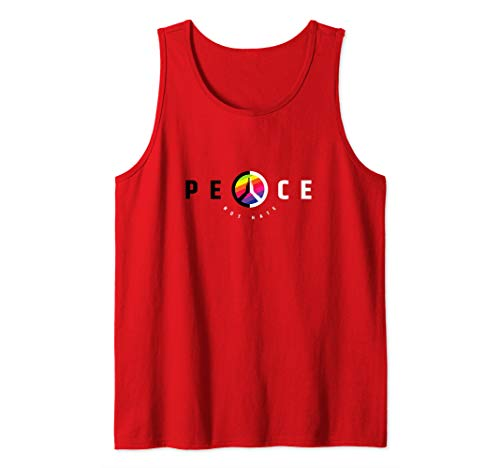 Peace Not Hate - JVY Creations Tank Top