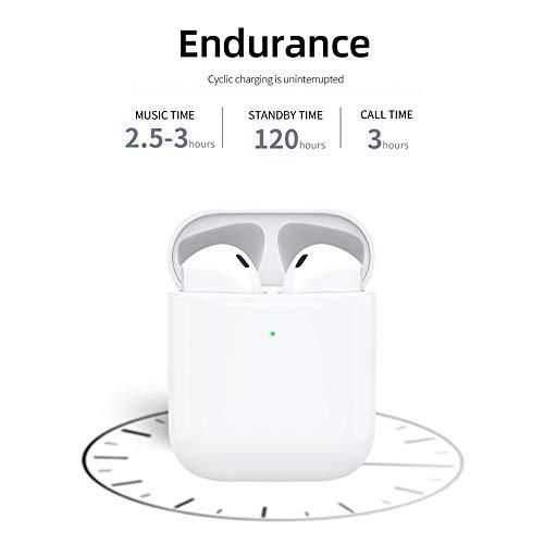 NOVIA Bluetooth draadloze hoofdtelefoon met microfoon sport waterdichte bluetooth-hoofdtelefoon stereo noise cancelling hoofdtelefoon oortjes
