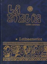 La Biblia  Letra Grande