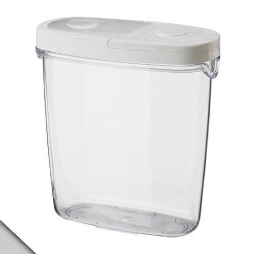 IKEA 365+ Glas mit Deckel, 117 ml, 4 Stück
