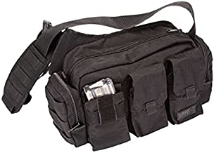 5.11 Tactical Bail Out Bag Molle Ammo Magazine Carrier Pack for Responders, Style 56026