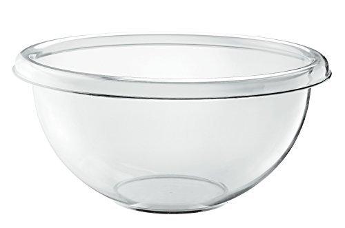 Guzzini Happy Hour 30 cm Salad Bowl, Clear