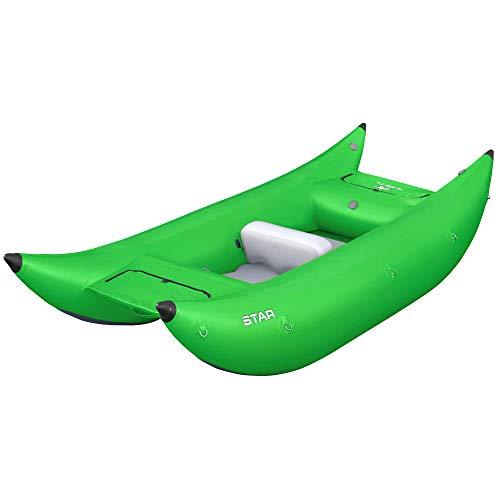 Star Slice 12-Foot Paddle Cataraft