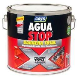 CEYS - Agua-Stop Barrera Total 1 Kg. Rojo