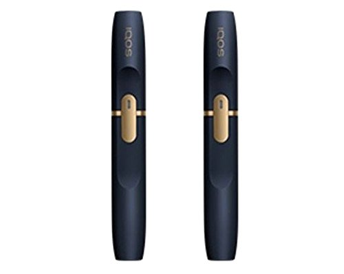【2個セット】アイコス 2.4plus 新型 ホルダー単品 ネイビー