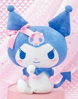 Kuromi Glittery My Melody Kira Kira Sparkly Doll BIG Plush FuRyu