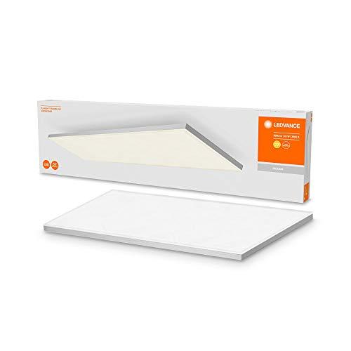 LEDVANCE Aplique y plafón LED, panel de luz sin marco para uso interior, blanco cálido 3000K, 40W, 1200mm x 300mm, PLANON FRAMELESS